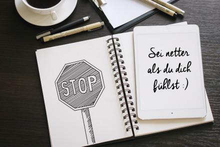 6 schlechte Eigenschaften, die du dir abgewöhnen solltest! - www.vanilla-mind.de