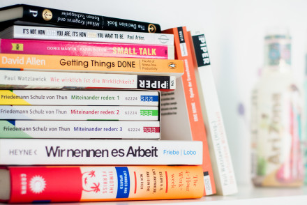 Bücher, die dich erfolgreich machen - www.vanilla-mind.de