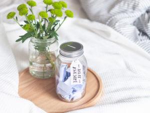 Dein Jar of Awesome für mehr #Selbstvertrauen: Glasmomente sammeln und zufriedener werden. #Erfolg #Journal #Tagebuch #DIY #Achtsamkeit #SlowLiving