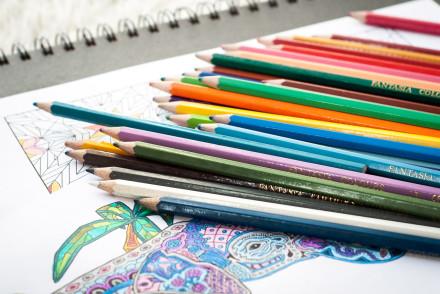 Malbücher für Erwachsene - www.vanilla-mind.de