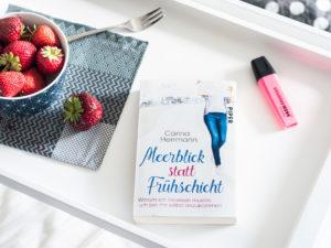 Carina Herrmann: Meerblick statt Frühschicht | vanilla-mind.de
