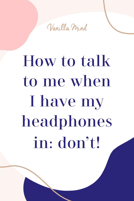 Es fällt mir sehr schwer, konzentriert zu arbeiten. Das ist im Home Office mehr als ungünstig. Meine Lösung? Kopfhörer mit aktivem Noise Cancelling. // Over-Ear-Kopfhörer, In-Ear-Kopfhörer, Test, apple airpods pro, Bose Noise Cancelling, Konzentration, Fokus, lärmempfindlich