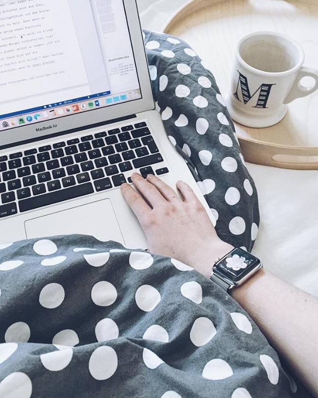 Wie findet man eigentlich eine Schreibroutine? #Buch #Autorin #Schreiben