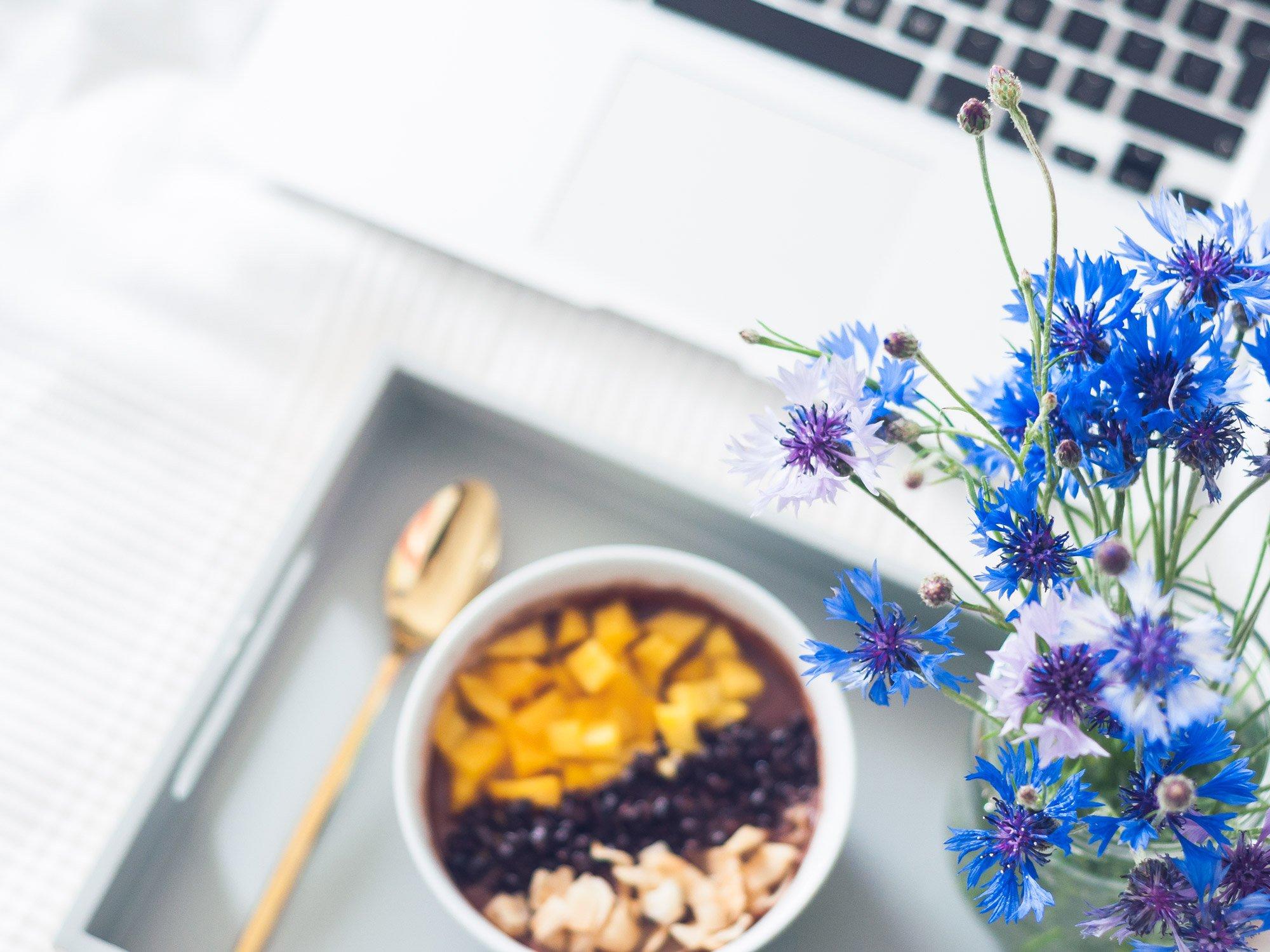 Brainfood: Meine liebsten Büro Snacks #Büro #Essen #mitnehmen #gesund #kalt #schnell