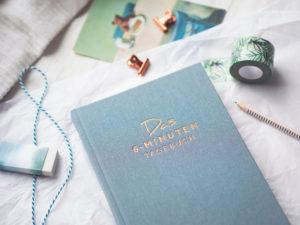 Das 6-Minuten-Tagebuch: Positive Psychologie für jeden Tag #achtsamkeit #psychologie #balance #ausgeglichenheit #positiv #denken