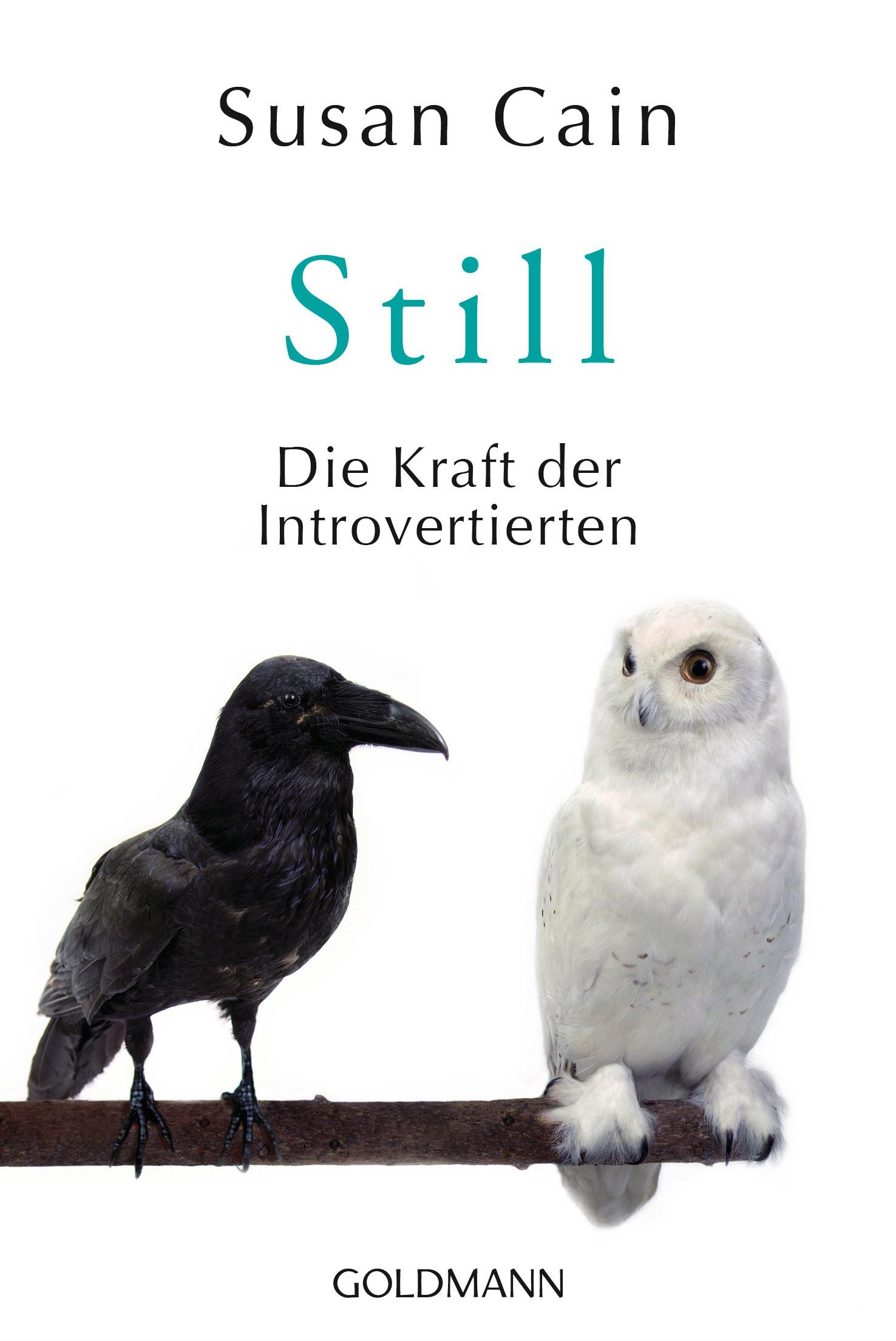 """""""Still"""" von Susan Cain / #Buchtipps für einen achtsamen Lesewinter."""