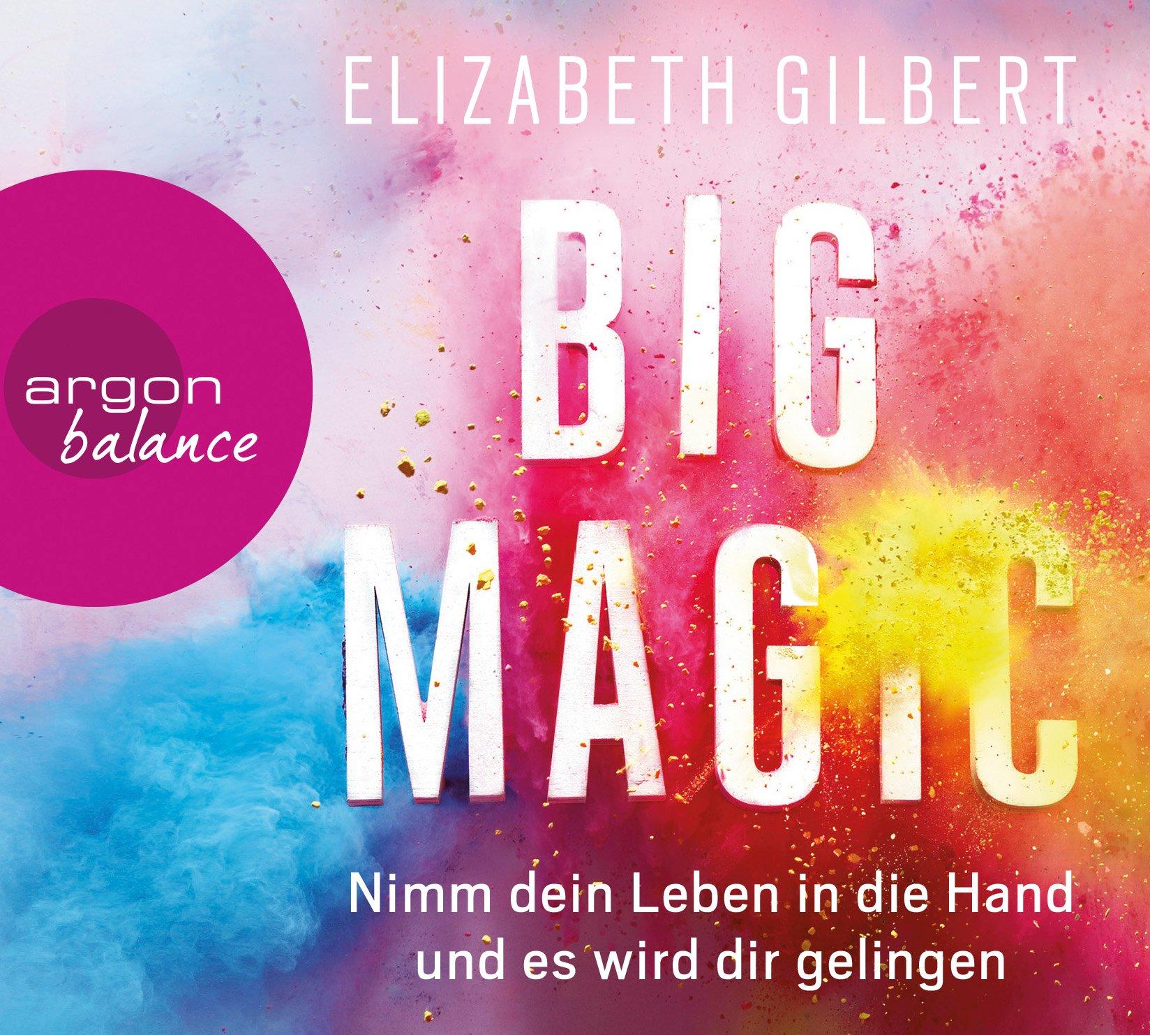 For free: 9 geniale Hörbücher für Business & Karriere - Z. B. Big Magic: Ein Plädoyer für ein kreatives Leben. #stillundstark #vanillamind
