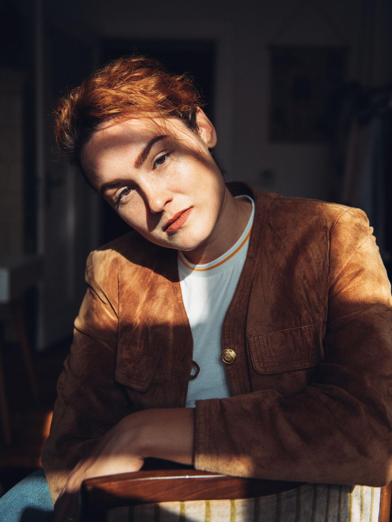 """Wie ich sechs Jahre gegen mein Bauchgefühl gearbeitet habe, um als """"richtige"""" Journalistin zu gelten. Foto © Melanie Ziggel #nein #sagen #lernen #selbstvertrauen #bauchgefühl #freiheit #arbeit #beruf"""