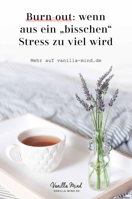Was genau meint eigentlich der Begriff Burn-out? Wo liegen die Gefahren und wie kann man Stress und Erschöpfung vorbeugen? Das sagt die Expertin. #stress #burnout #erschöpfung #entspannung #mentale #gesundheit #psyche #arbeit