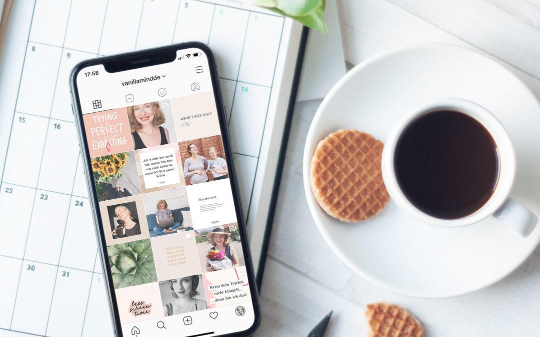 Still und stark auf Instagram: So geht natürliches Marketing