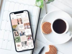 Zeig dich! Mit diesen Tipps kannst du als introvertierte Person Instagram rocken! ?✨ #zeigdich #marketing #selbstständig #instagram #stillundstark #vanillamind