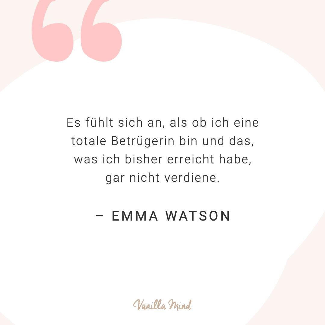Warum zweifeln so viele Frauen an ihren Fähigkeiten? Was mir hilft, mit diesen Gedanken besser zurechtzukommen und stolz auf meine Arbeit zu sein, liest du auf vanilla-mind.de/hochstapler-syndrom.