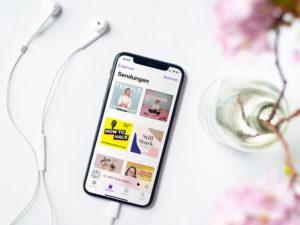 Die besten Podcasts für Selbstständige und Gründerinnen in 2020