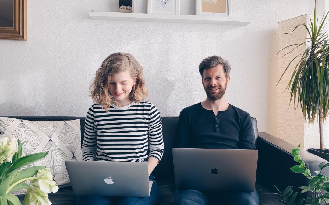 Home Office mit dem Partner: Kann das gutgehen?
