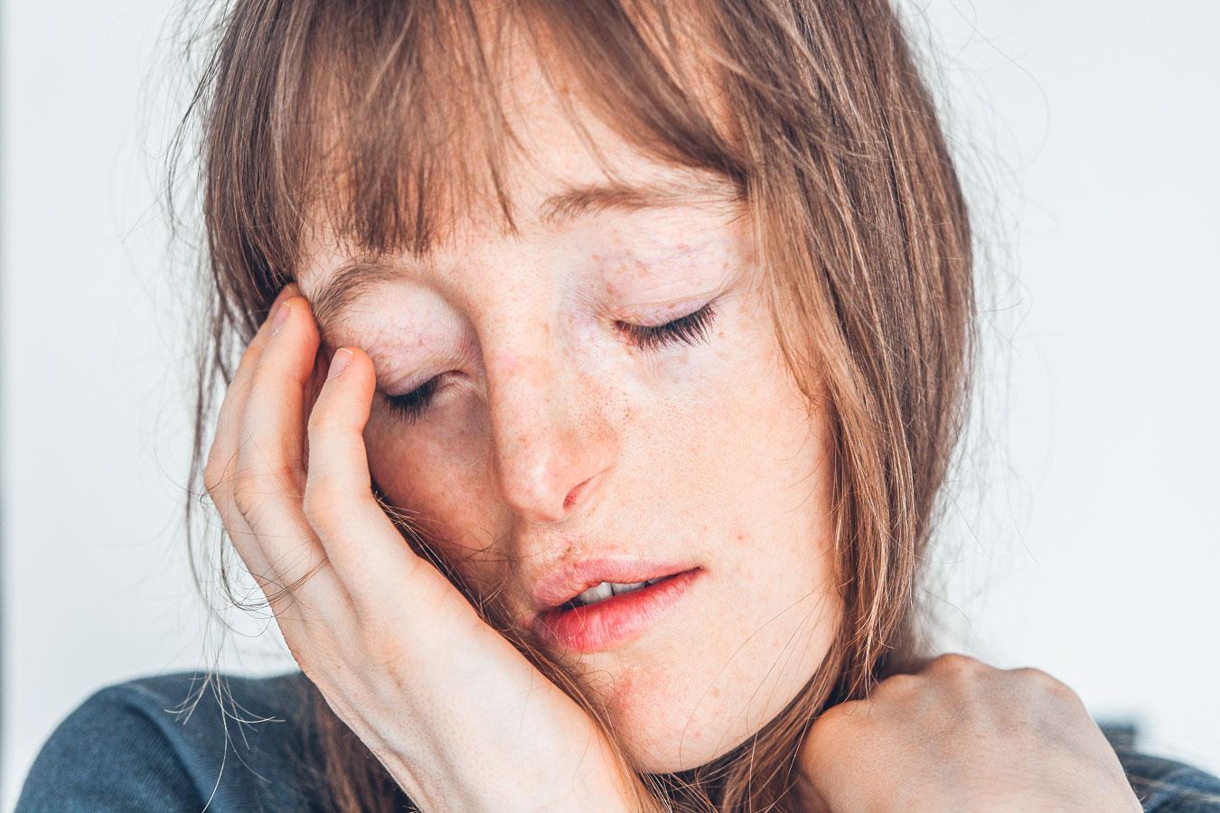 Wie hast du gelernt, dich so anzunehmen wie du bist, Ilka Brühl? #stillundstark