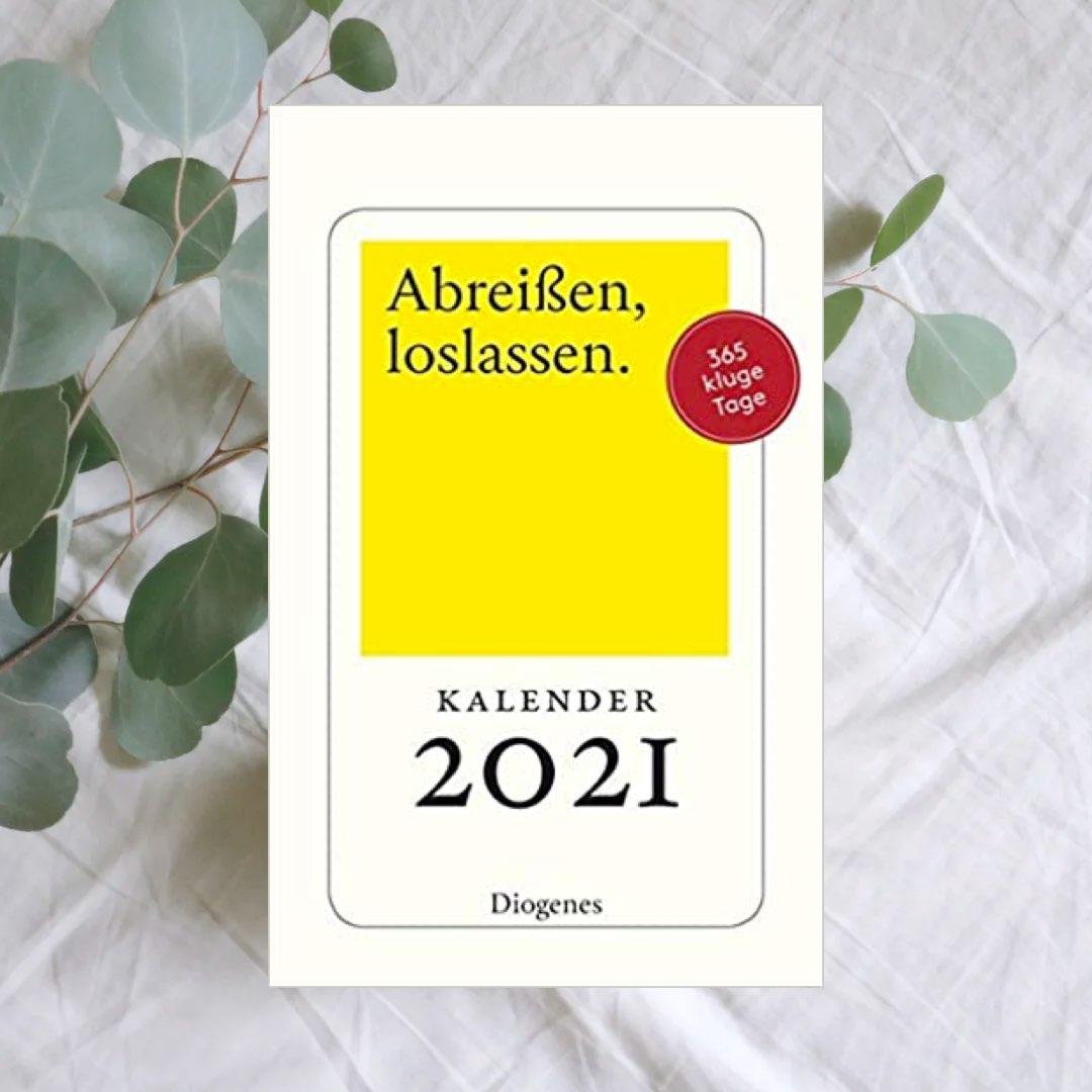 Kalender mit 365 tiefgründigen, humorvollen, wegweisenden & anregenden Gedanken von starken Persönlichkeiten #diogenes #abreißen #loslassen #kalender