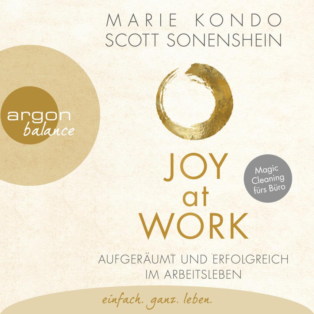 For free: 9 geniale Hörbücher für Business & Karriere - z. B. Joy at Work: Aufgeräumt und erfolgreich im Arbeitsleben von Marie Kondo #stillundstark #vanillamind