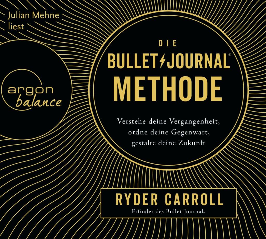 Die Bullet-Journal-Methode - Ryder Carroll zeigt, wie man aufhört nur zu reagieren und anfängt, seinen Fokus gezielt zu lenken. Die Techniken, die mittlerweile als gewaltiger #bujo bekannt sind, waren für ihn eine über Jahre entwickelte Methodik, um seine Gedanken zusammenzuhalten und sich zu sortieren, nachdem bei ihm ADS diagnostiziert wurde. #stillundstark #vanillamind