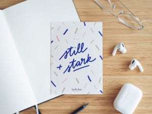 Wir wünschen uns, dass Eigenschaften wie Zurückhaltung und Sensibilität noch viel stärker in den gesellschaftlichen Fokus rücken und geschätzt werden. - Still & Stark. Der Podcast für leise Menschen mit innerer Stärke. #stillundstark #vanillamind