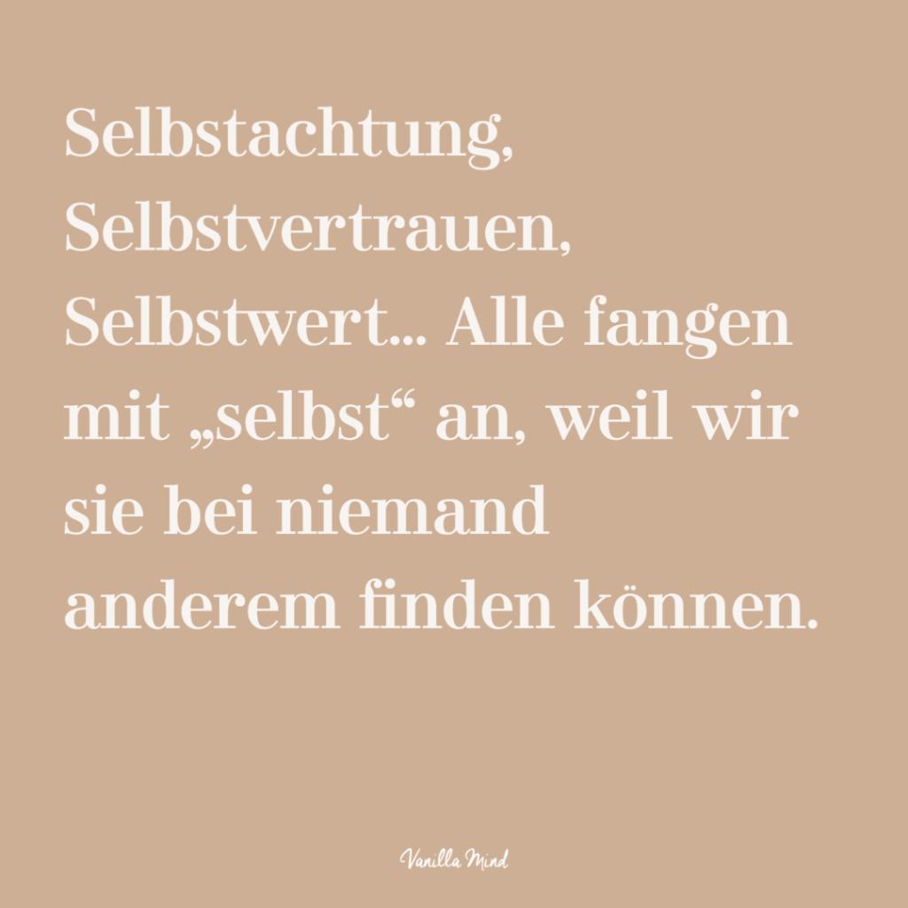Die schönsten Sprüche und Zitate von & über introvertierte Menschen auf vanilla-mind.de #stillundstark